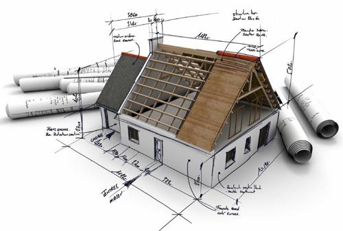 Haus geplant und günstig finanziert